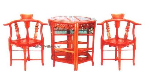 Bộ bàn ghế kiểu dáng hiện đại