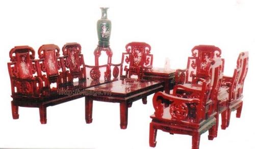 Bộ bàn ghế phòng khách loại lớn