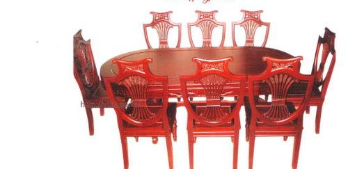 Bộ bàn ăn Đồng kỵ chất lượng cao