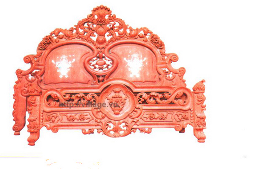 Giường hồng nhện