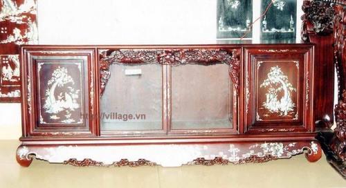 Tủ chè gỗ Hương