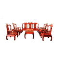 Bộ bàn ghế gỗ gụ loại lớn