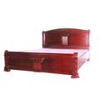 Giường đôi gỗ Gụ
