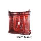 Tủ thờ gỗ Hương Đồng Kỵ