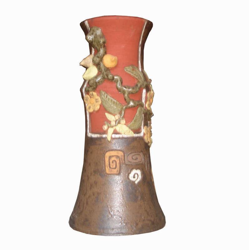 Lọ hoa trang trí, làng nghề gốm Phù Lãng