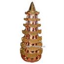 Kim tự tháp gốm