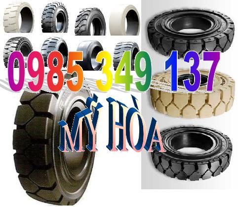 LH 0985 349 137 Vỏ xe nâng, lốp xe, bánh xe 600-9, 650-10, 700-12 LH:0985 349 137
