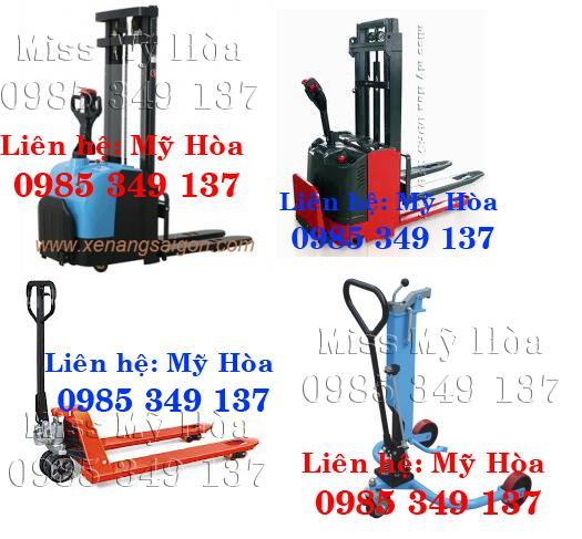 Đại lý Xe nâng tay 2500kg, 3000kg, 5000kg, càng rộng 540/ 685 LH:0985349137