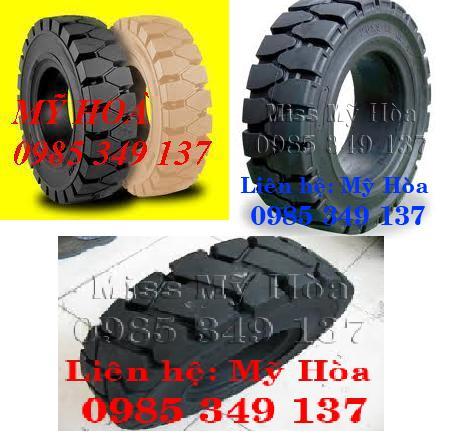 Vỏ xe nâng (lốp xe nâng) 600-9, 700-12, 650-10, 815-15, 28*9-15 LH:0985 349 137
