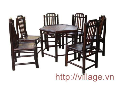 Bộ bàn ghế dành cho phòng ăn