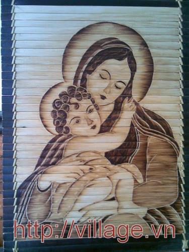 Tranh đức mẹ