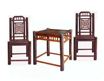 Bộ bàn,  ghế chữ Thọ, bàn chữ nhật